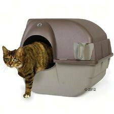 Litter Box Tray Self Cleaning  Regular Roll' n Clean Hygienic Easy Clean Fresh