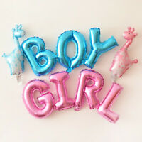 Letter Foil Balloons Baby Shower Birthday Wedding Party Home Decor Supplies