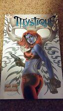 Mystique : Dead Drop Gorgeous by Brian K. Vaughan (2004, Paperback)