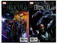 The Tomb of Dracula #1-4 (2004) Marvel VF/NM to NM