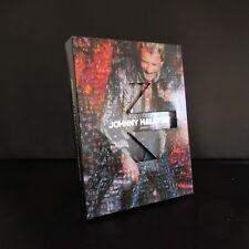 Coffret DVD Johnny Halliday FLASBACK TOUR palais des sports 2006 France
