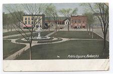 1905 UDB Public Square, Hudson, NY, New York