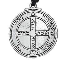5 Judaic misticismo Kabbalah talismán de Júpiter 6th & 7th Pentacle Sello De Salomón
