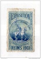France 1903 Cinderella Reims Exposition Mint MNH X3249
