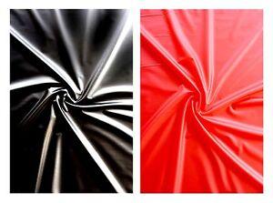 Meterware PVC Folie Lackoptik Wetgames Spielwiese zu PVC Bettlaken Bettwäsche