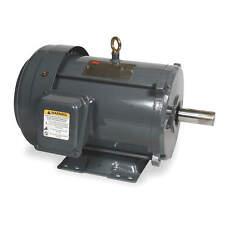 DAYTON 3KW94 MOTOR , 1-1/2 HP , 1730 RPM , 208-230/460 V , 145T FR , G PURPOSE