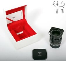 TTArtisan Leica M mount 35mm F1.4 lens (Summilux M) *US SELLER* (BLACK)