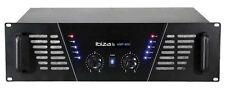 Ibiza 1200 Watt PA DJ Party Amplifier 2 Channel Pro Amp