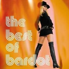 "BRIGITTE BARDOT ""THE BEST OF BARDOT"" CD NEW"