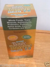 Beyond Tangy Tangerine BTT 2.0 Peach Fusion 120 Tablets by Youngevity