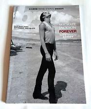 MICHAEL JACKSON FOREVER bmr JAPAN MAGAZINE Sep-2009 No.373