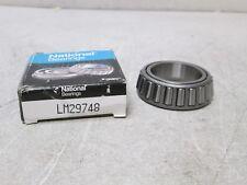 "National Bearings LM29748 Wheel Bearing Bore Diam. 1.500"" Free Shipping"