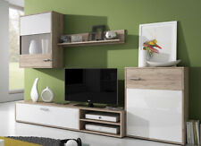 Living Room Furniture Set Tv Stand Cabinet Cupboard Shelf Component Section