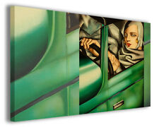 Quadri moderni famosi Tamara de Lempicka vol II stampa su tela canvas arredo