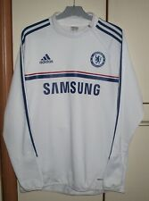 CHELSEA TRAINING FOOTBALL JERSEY SWEATHIRT ADIDAS FORMATION PLAYER ISSUE SIZE XL