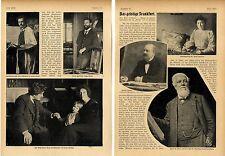 Das geistige Frankfurt a.M. Orig.Bild-Report m.historischen Aufnahmen von 1905