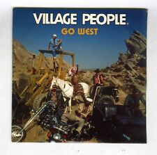 2 TRACK CD SINGLE (SEALED) VILLAGE PEOPLE GO WEST