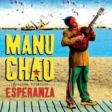 """Manu Chao-Proxima Estación: esperanza (nuevo conjunto de 3 X 12"""" Vinilo Lp)"""
