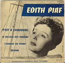 "EDITH PIAF ""C'EST A HAMBOURG"" 50'S EP COLUMBIA 1036"