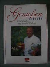 Genießen erlaubt Schuhbecks regionale Küche Kochbuch Rezepte