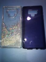 Lot Of 2pc Note 9 Case Case Mate Waterfall Case - Tech21 Case