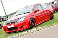 Ford Focus MK1 1 Front Bumper Cup Chin Spoiler Lip Sport Valance Splitter ST RS
