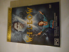 WILLOW DVD ,RARE OOP DVD,SPECIAL EDITION