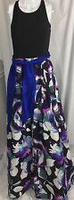 Eliza J Ball Gown Multi Color Size 4