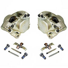 For Mercedes W123 230 240D 280E Pair Set of Left & Right Brake Calipers ATE OEM