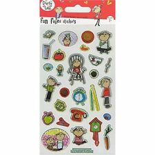 Cartoons & Characters Foiled Scrapbooking Stickers