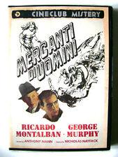 Dvd Mercanti di uomini (Cineclub Mistery) di Anthony Mann 1949 Nuovo