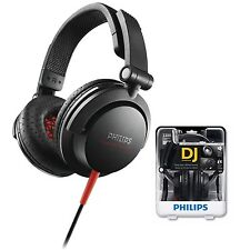 Philips SHL3300 Headband headphones DJ monitor style Black /GENUINE