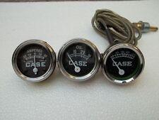 Case Tractor Temperature,Oil ,Amp Gauge Kit- VA,VAC,VAH,VAI,VAO,V,VC,VI,VO,200B