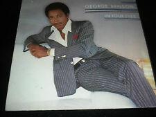 GEORGE BENSON - In Your yeux - Disque Vinyle LP 33 TOURS / minute - 1983 -