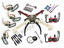 DIY F450 Quadcopter Kit APM2.8 FC NEO-M8N GPS 920KV BL Motor Simonk 30A ESC 1045