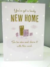 YOLO Quality Lovely New Home Card Moving House Moving In Flat Humour