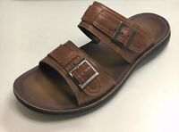 Comforthotics® Class Men's Flip Flop Leather Sandal Orthotic 8-5 (LARGE SIZES)