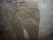 Gap Moss Green Denim Stretch CURVY Baby Boot Jeans size 6r (B60)