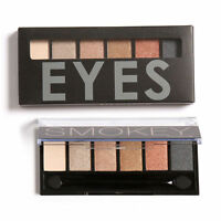 Professional 6 Colors Eyeshadow Eye Shadow Palette Makeup Shade Cosmetic