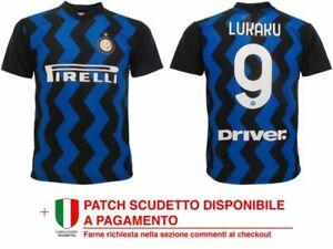Maglie da calcio di squadre italiane bambini Inter Milan ...