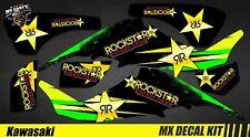 Kit Déco Quad / Atv Decal Kit Kawasaki KFX 400 - Rockstar