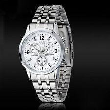 Waterproof Women Luxury Stainless Steel Sport Dress Analog Quartz Wrist Watch