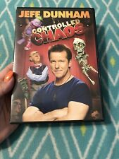 2F DVD CONTROLLED CHAOS Jeff Dunham Comedy Stand Up
