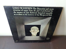 LP LALO SCHIFRIN The Dissection And Reconstruction Of Music 1966 VERVE JAZZ VG++