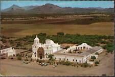 (wav) Tucson AZ: San Xavier Del Bac