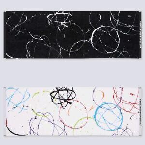 2 UNIQLO FUTURA LABORATORIES TOWEL NEW ATOM 2000 Supreme RARE Kaws GRAFFITI ART
