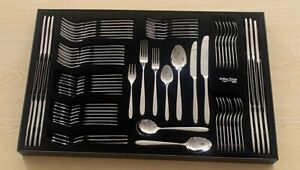 SALE - Arthur Price Vision 76 Piece 18/10 Stainless Steel Cutlery Set - NEW