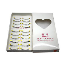 10 Paires Moderne Différent style Lower Under Bottom Eye Lashes Faux Cil