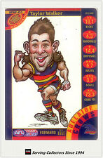2013 AFL Teamcoach Cards Magic Wild Card MW1 Taylor Walker (Adelaide)