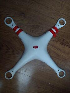 DJI Phantom I or Phantom 2 Vision; Vision + Quadcopter Upper Shell Cover